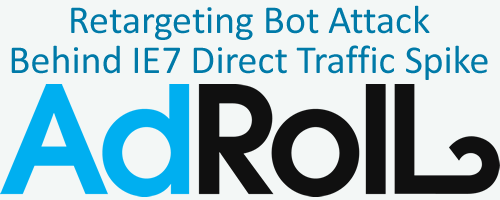 adroll bot attack