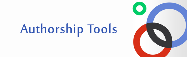 authorship tools