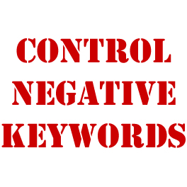 Control Your Negativity! (With Shared Negative Lists)