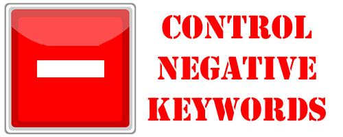 control negativity