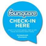 foursquare checkin