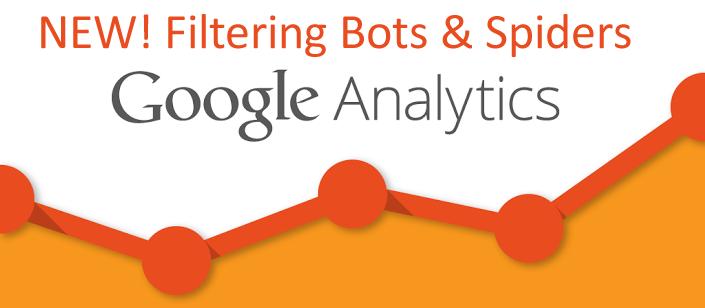 google analytics filter bots