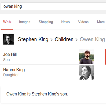 Google is Testing New Family Breadcrumb Knowledge Graph