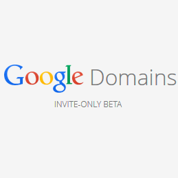 Google Domains Invites Available Through Google Employees