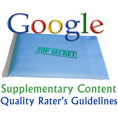 All About Supplementary Content in the Google Quality Rater's Guidelines