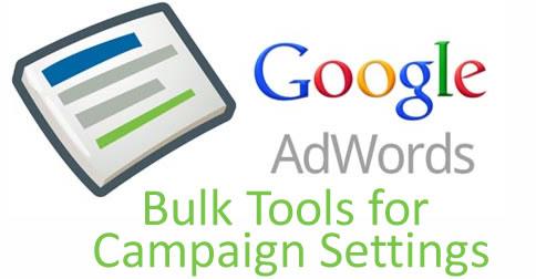 bulk tools adwords