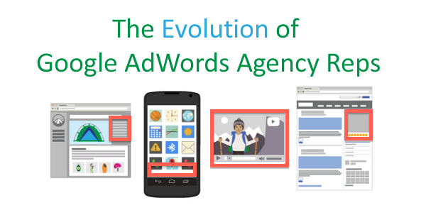 evolution of adwords reps