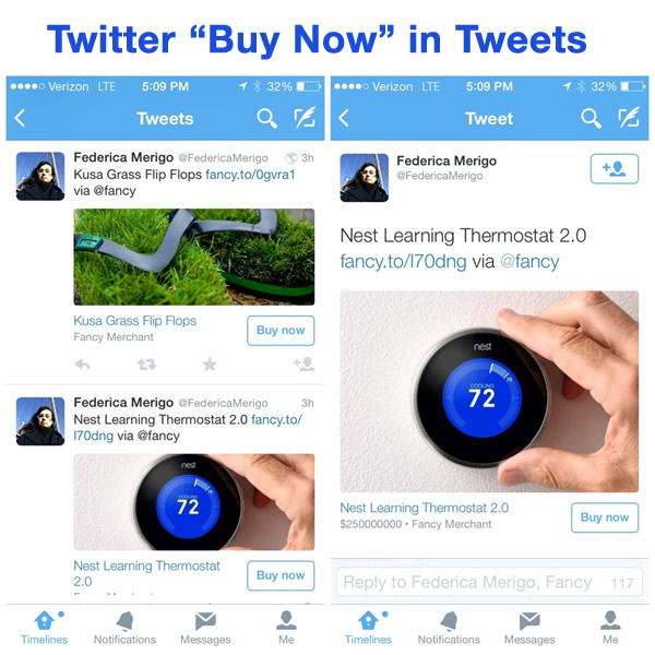 """Buy Now"" in Tweets Closer to Launch with Stripe Payment Processing Partnership"
