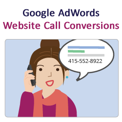 Website Call Conversions Launched in Google AdWords