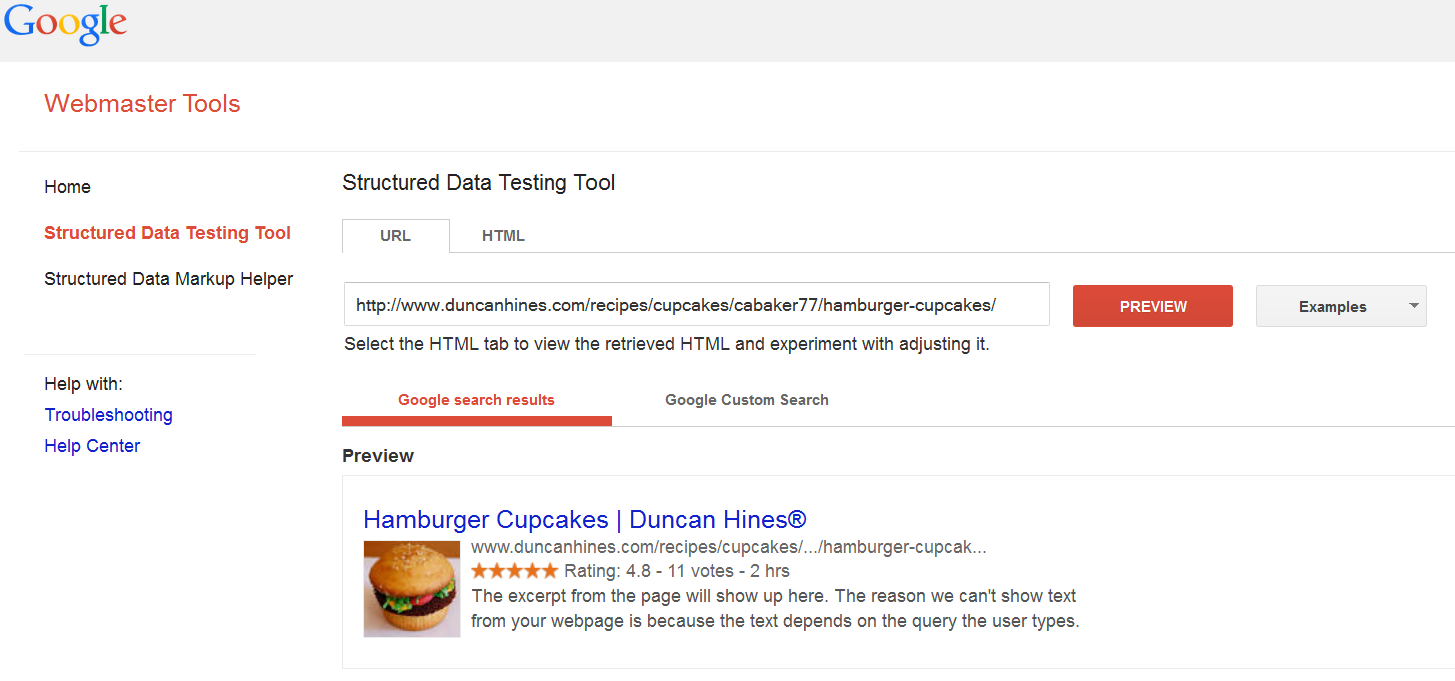 3 Google Webmaster Tools For Implementing Structured Data