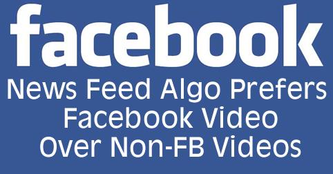 facebook video algo