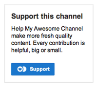 YouTube Offers Fan Funding Donations Feature to Help Monetize Channels