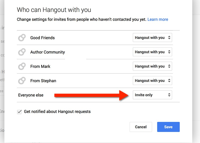 7 Things Your Didn't Know You Could Do with Google Plus Settings