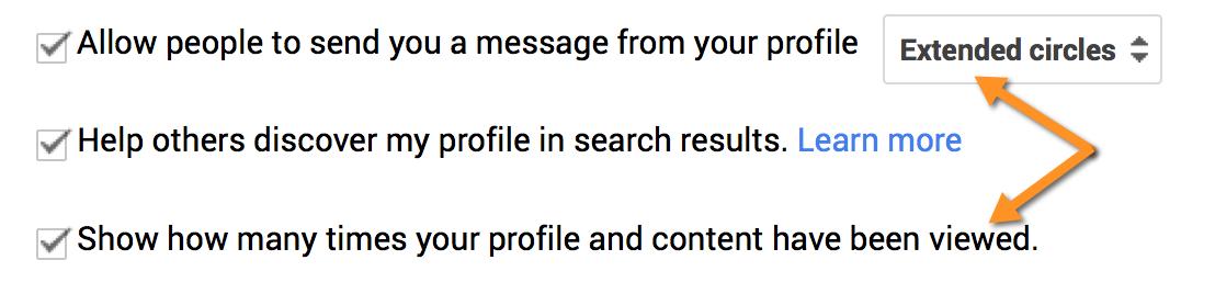 """Contact"" box"