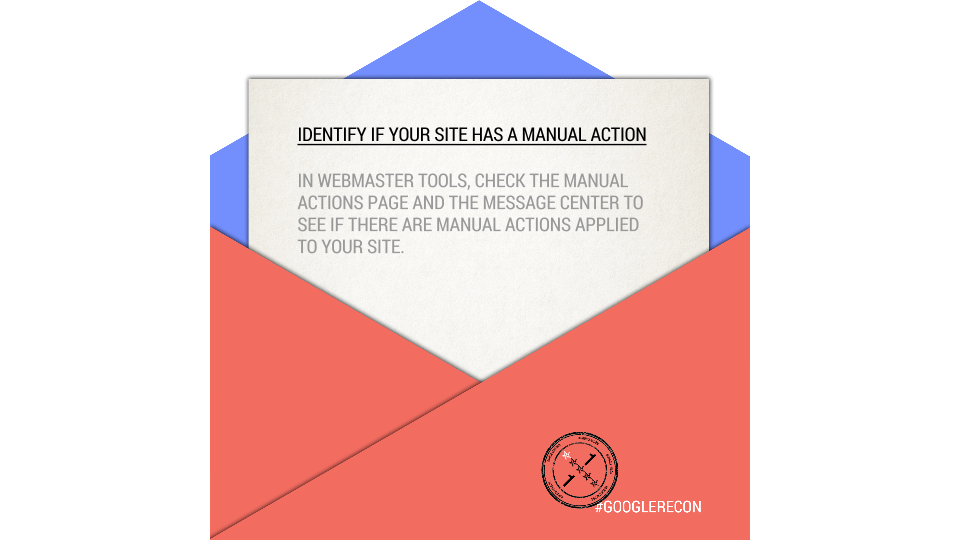Google Webmaster Help Announces Series of Reconsideration Request Tips