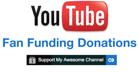youtube fan funding
