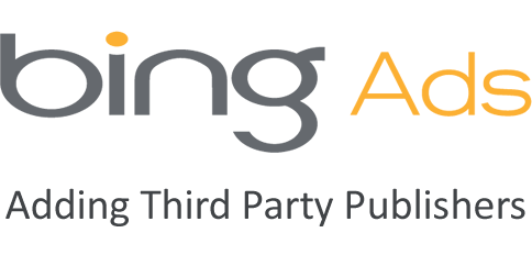 bing third party publishers