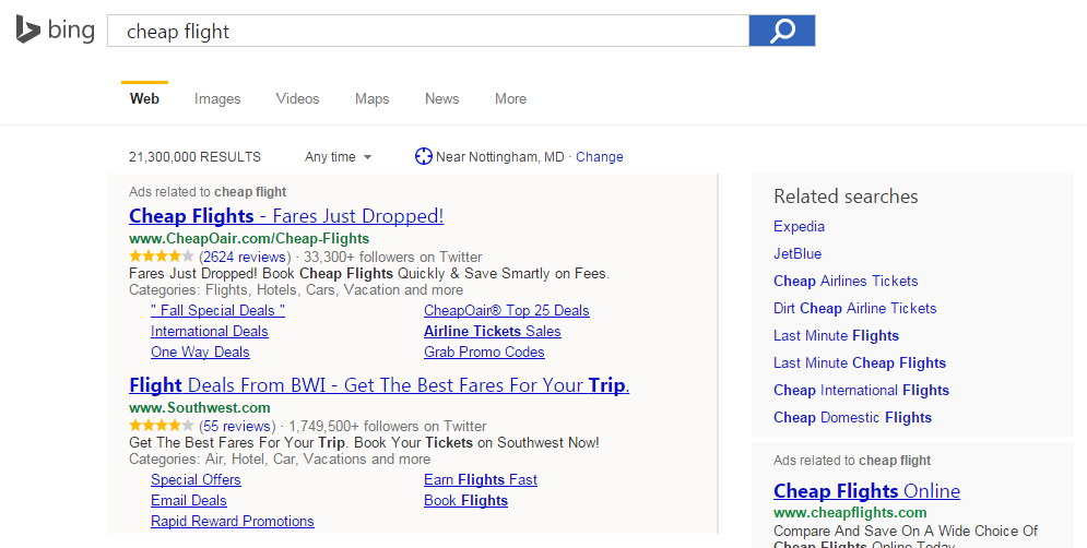 Bing Ads Testing Category, Brand Product Names & Features Line with Smart Annotations
