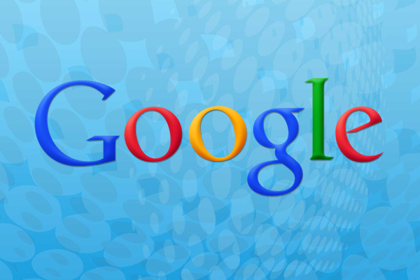 google logo blue