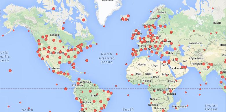 Google Maps Views Seeking Focus Study Participants