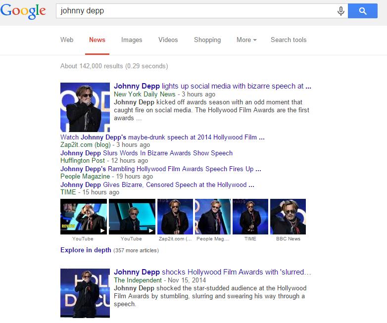 Google News Testing Tiny Video Thumbnails Alongside Images