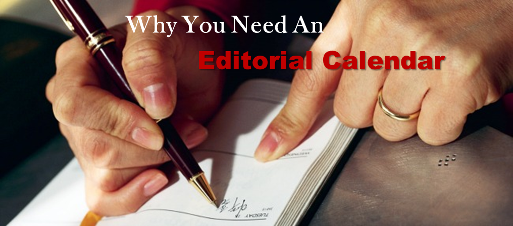 Fall In Line With an Editorial Calendar So You Don't Fall Behind