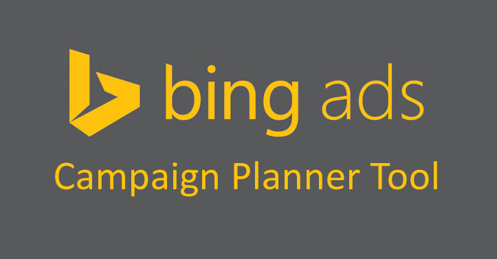 bingadscampaignplanner