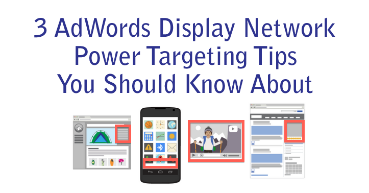 adwords display targeting