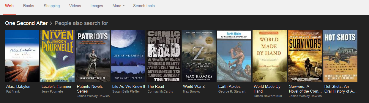 google book carousel