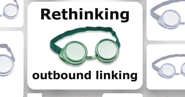 Rethinking Outbound Linking