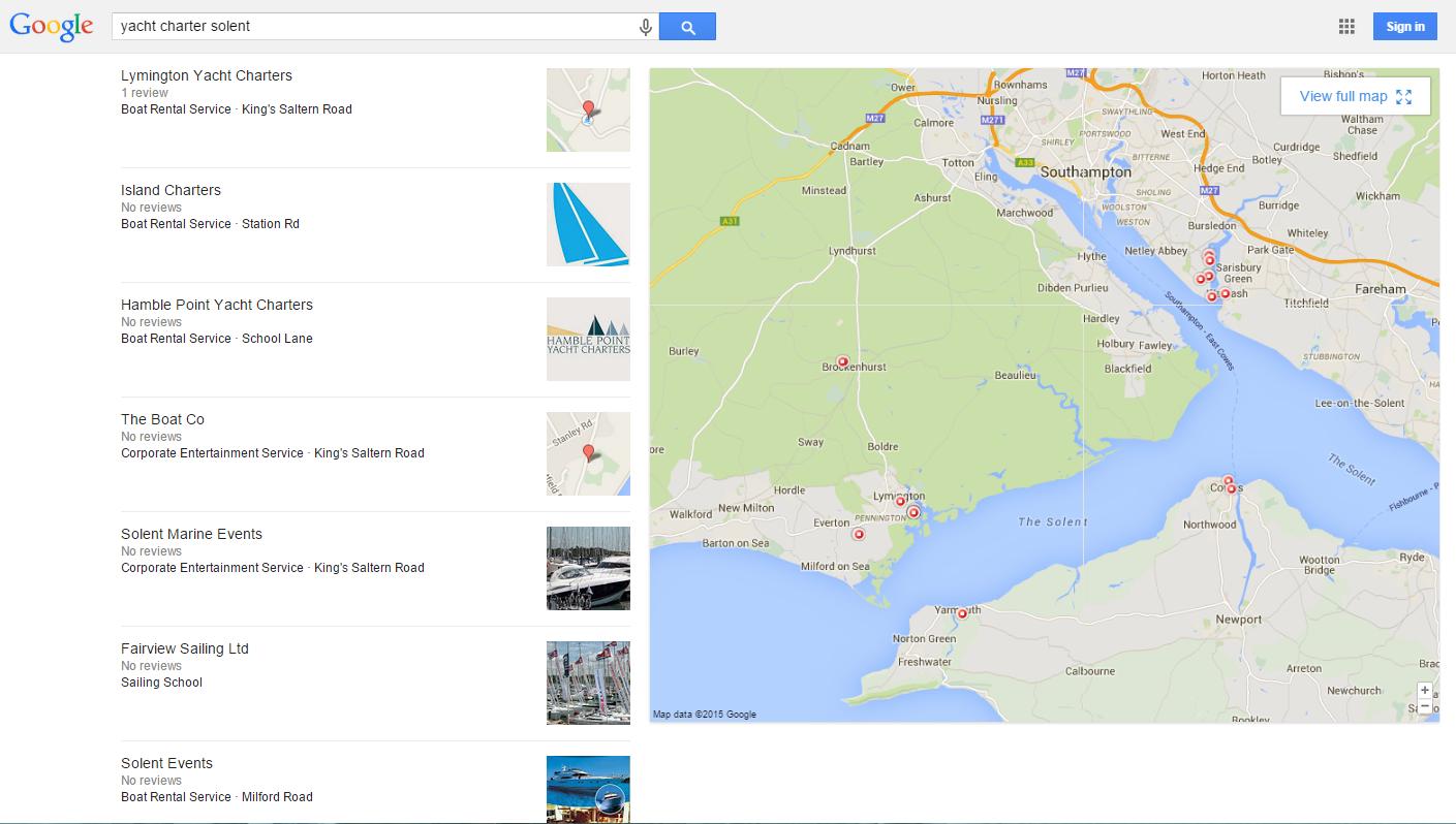 google local 2