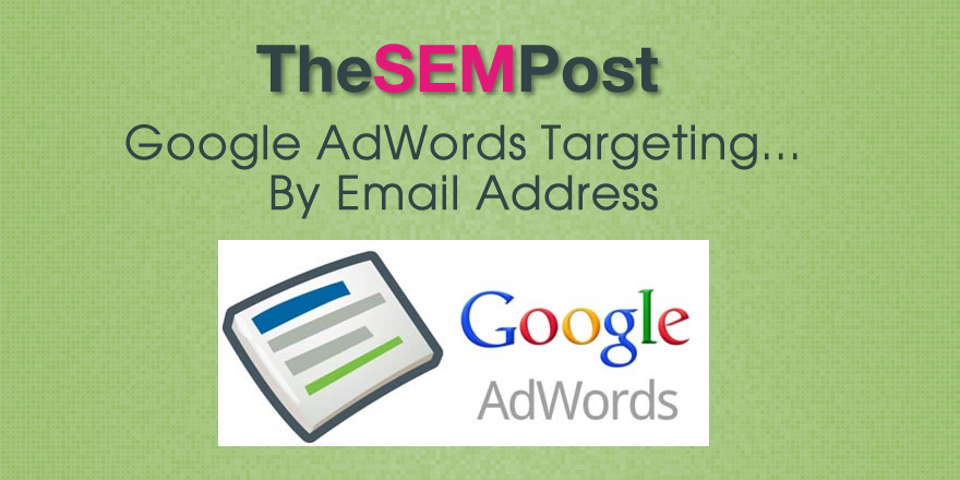 adwords email targeting