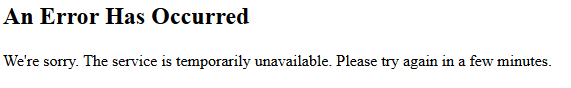 google analytics down
