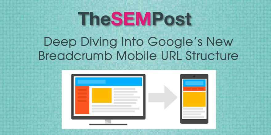 google mobile url structure