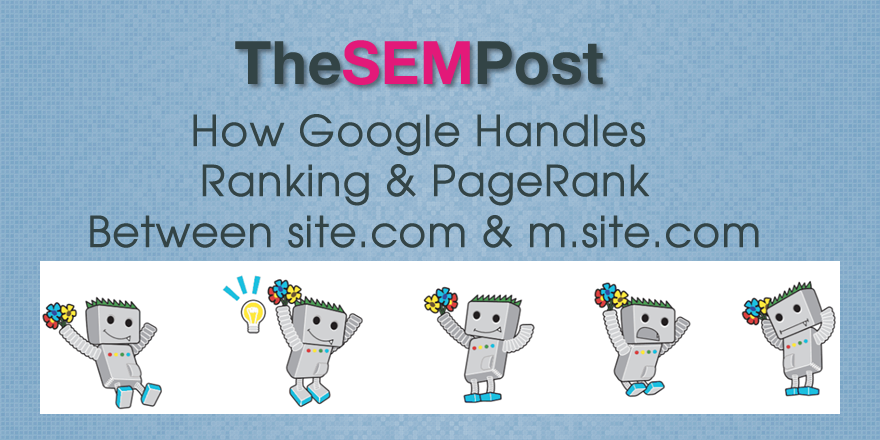 google ranking dual urls