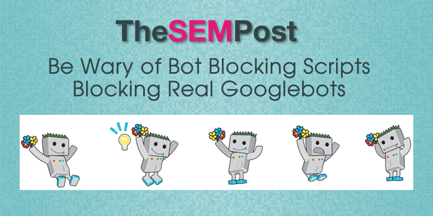 googlebot blocking