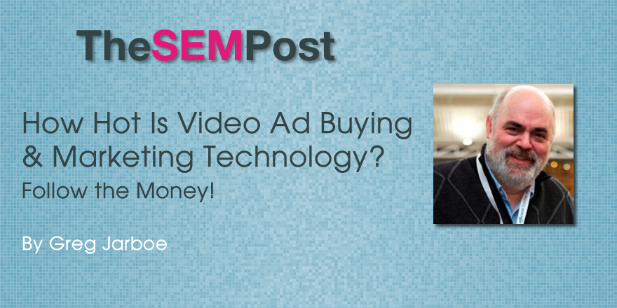 How Hot Is Video Ad Buying and Marketing Technology? Follow the Money!