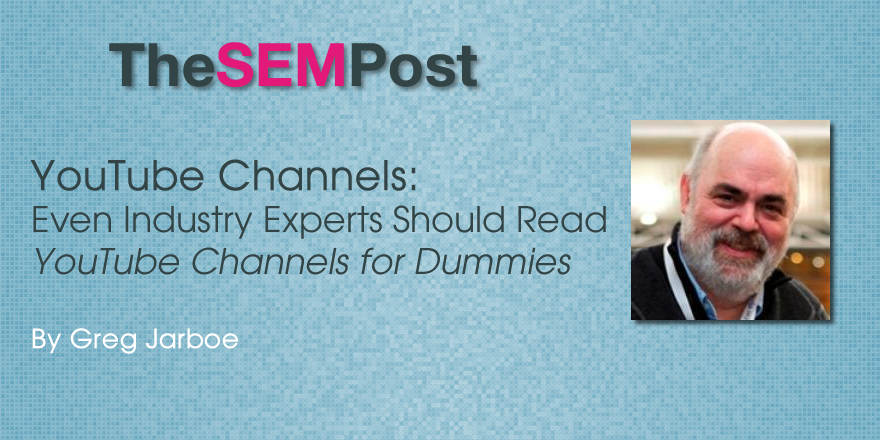 Even Industry Experts Should Read YouTube Channels for Dummies