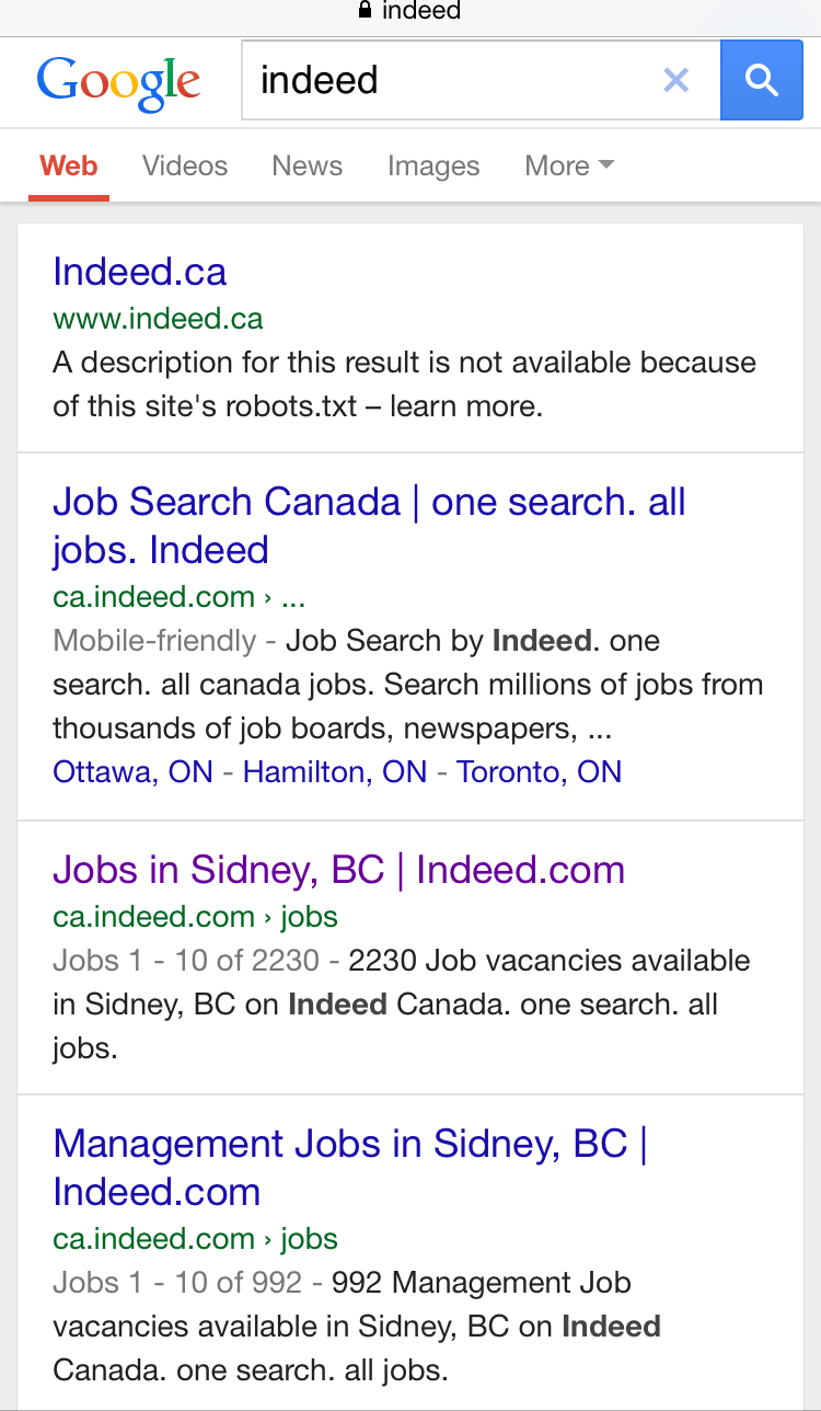 Rich Snippets Can Cause Sites to Lose