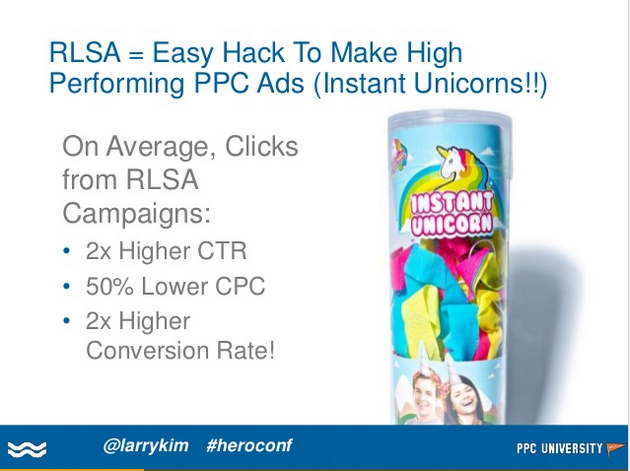 Hot Topic: Remarketing Lists for Search at HeroConf 2015