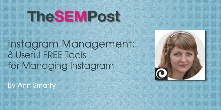 ann smarty instagram management