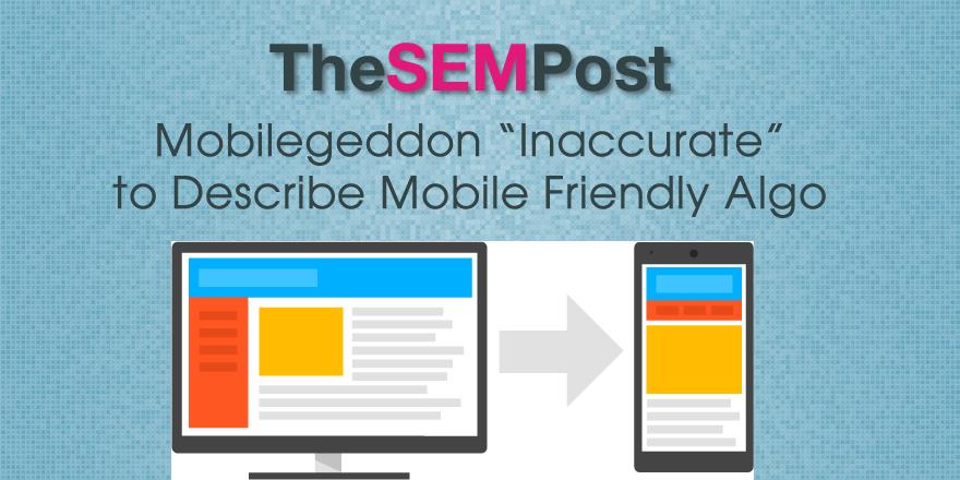 mobilegeddon inaccurate