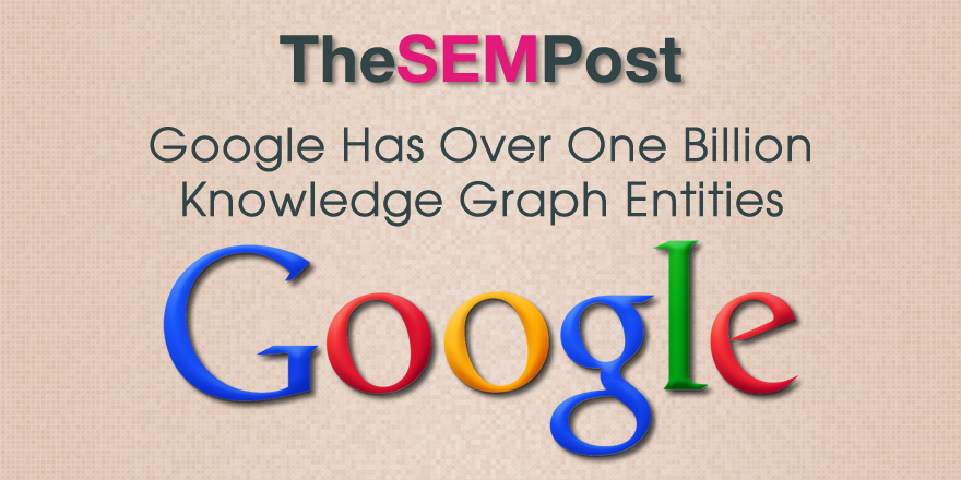 one billion knowledge graph header