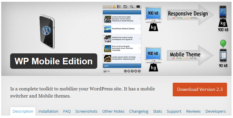 5 Plugins To Make Wordpress Mobile Friendly Without A Mobile Theme
