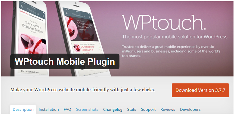wp touch