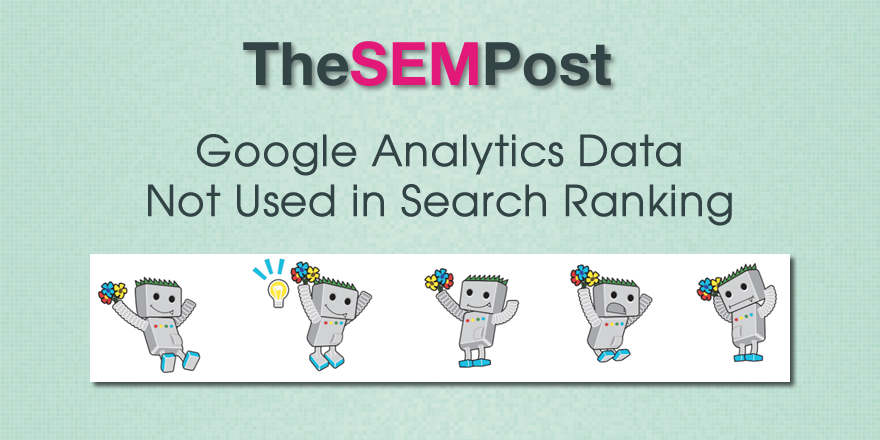 analytics search ranking