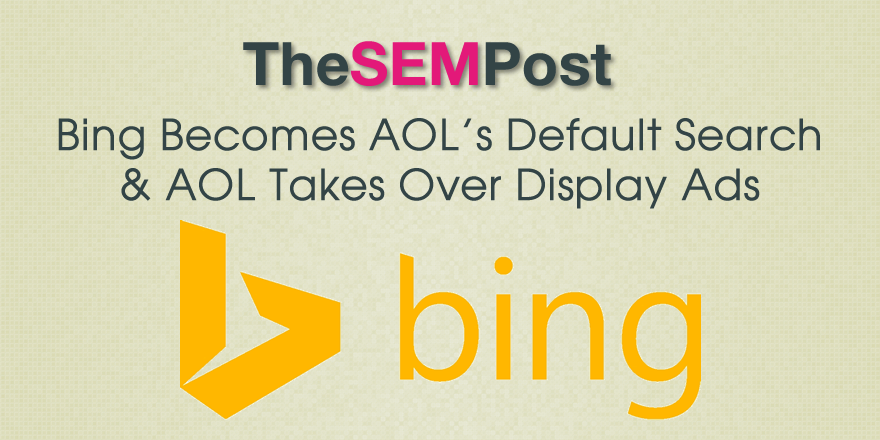 bing aol deal