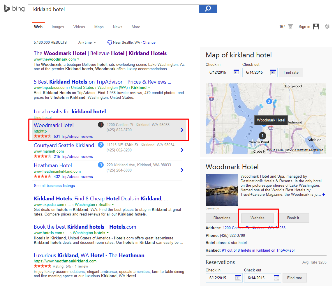 Finding what you need at work just got easier with Bing ...