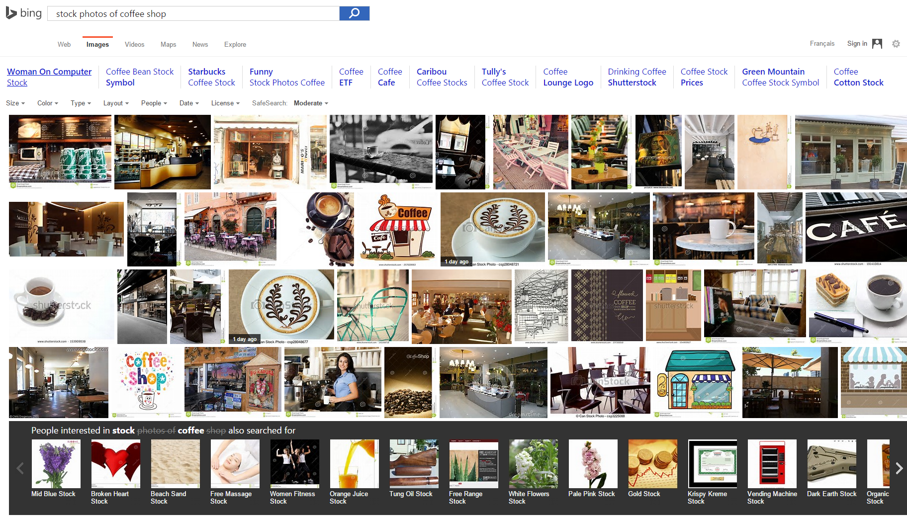 Getty Images Blames Google, Not Competitors, for Low Sales