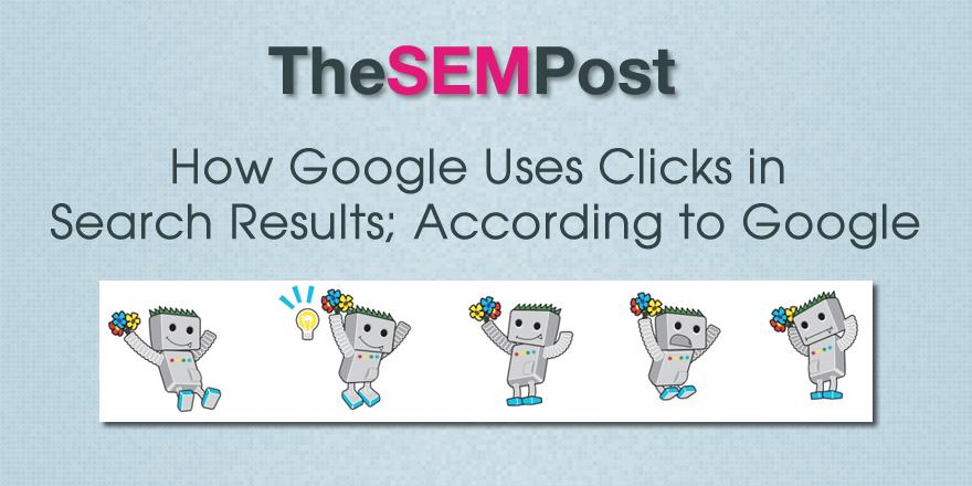 google clicks results